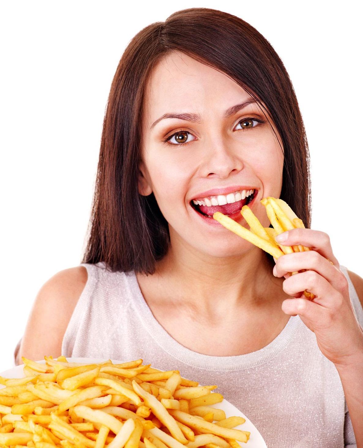 Bewezen: gefrituurd eten is goed voor je