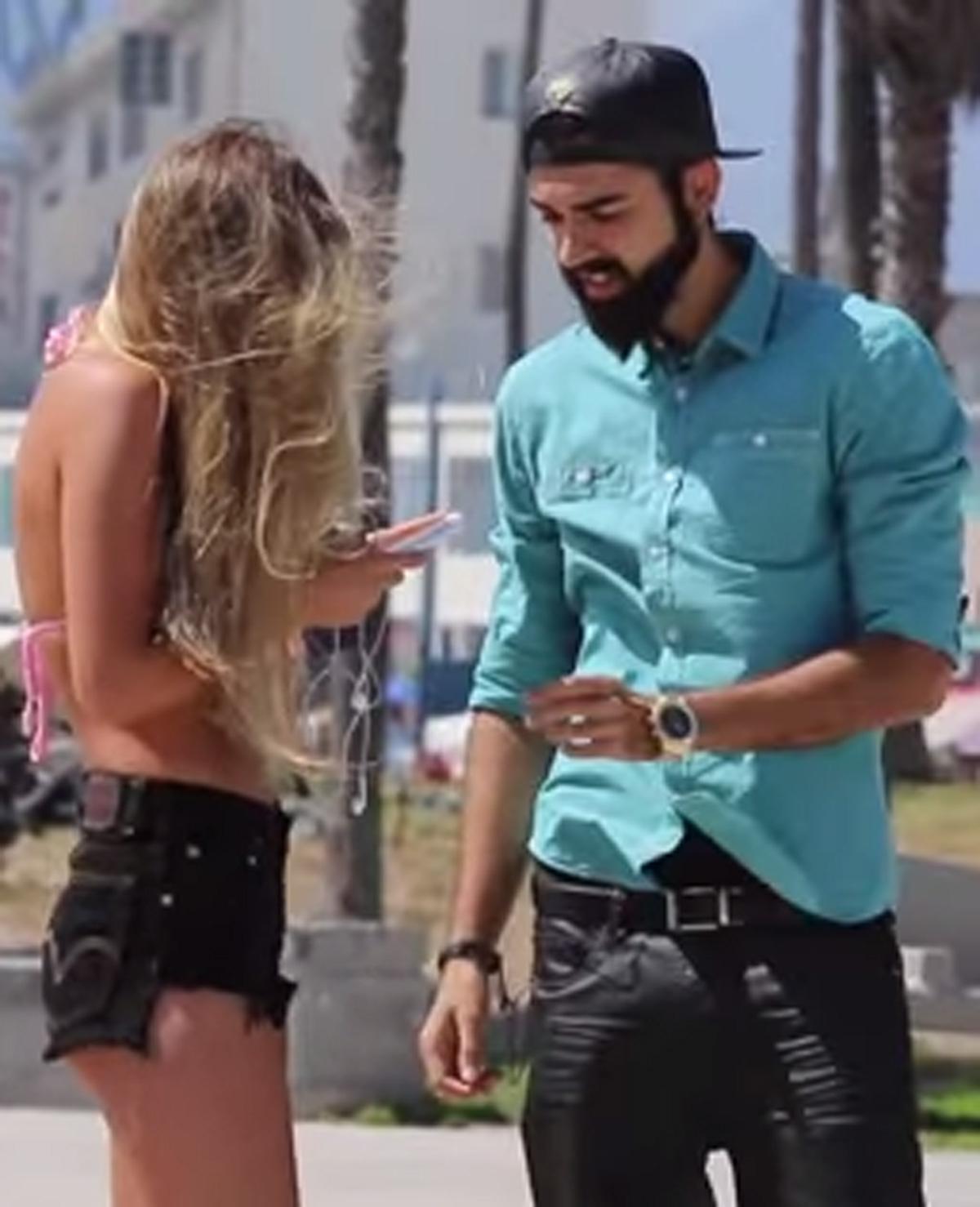 Youtube-uitdaging: vrouwen optillen voor 6 seconden