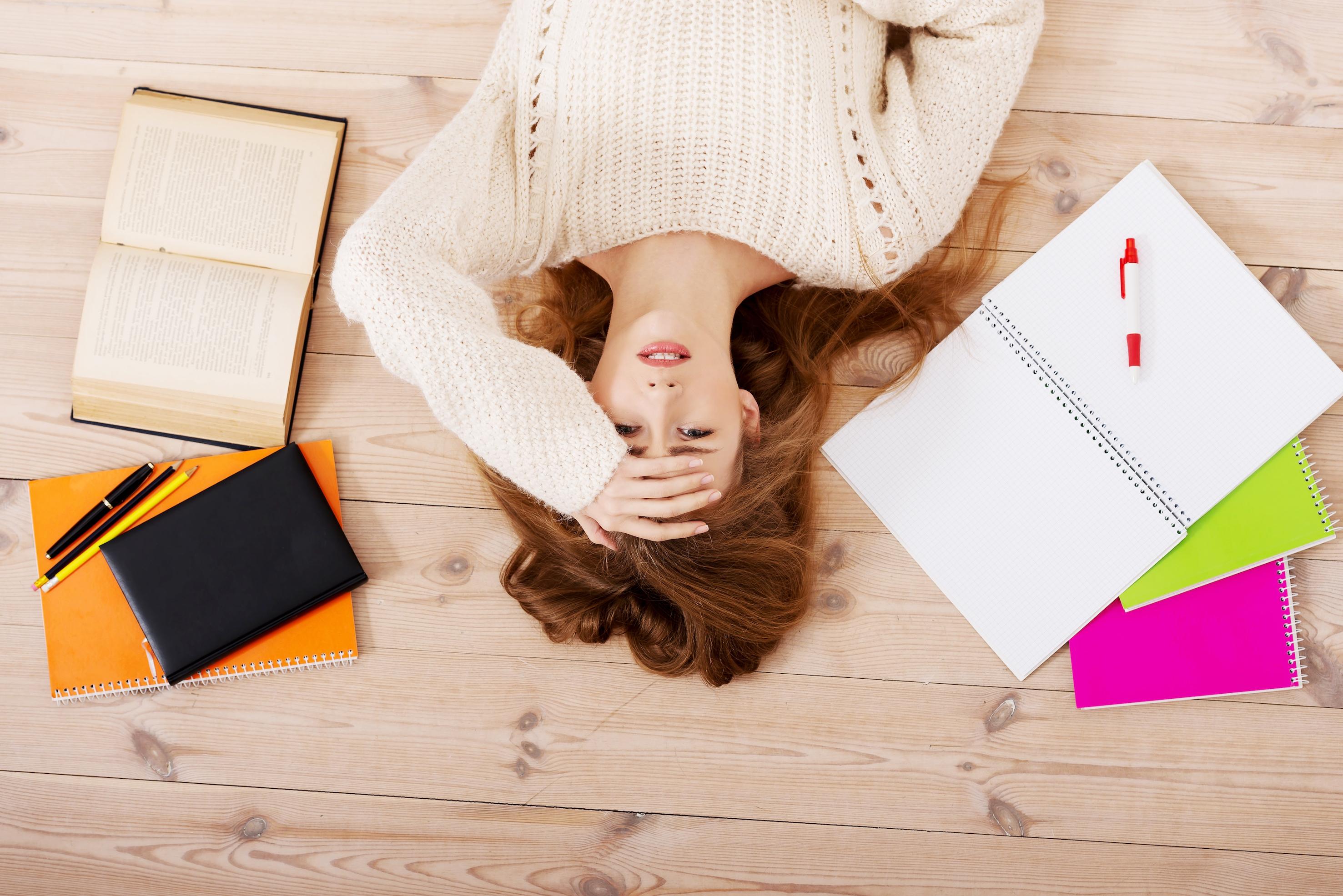 5 geheimen van vrouwen die goed met stress kunnen omgaan
