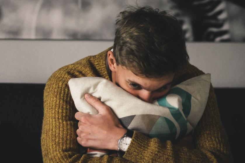Myrthe heeft een relatie met een depressieve man: 'Mensen denken vaak: wat haal jij hier nog uit?'