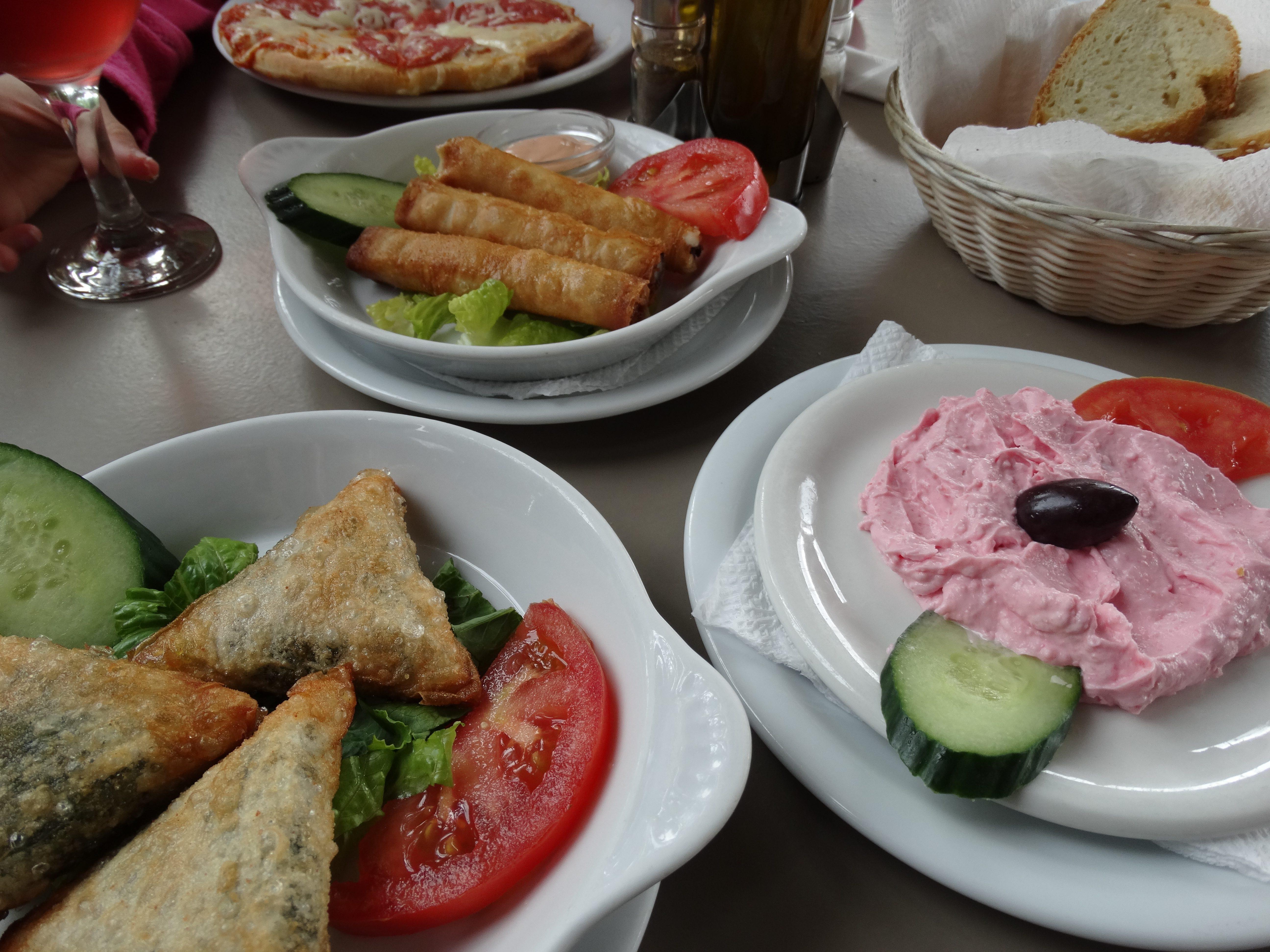 Blog Denise: De Griekse keuken