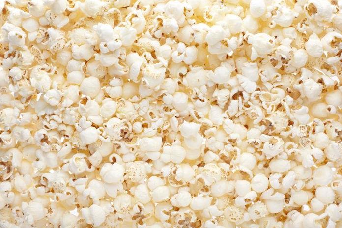 Dit wil je: er bestaat popcorn met gin-tonicsmaak