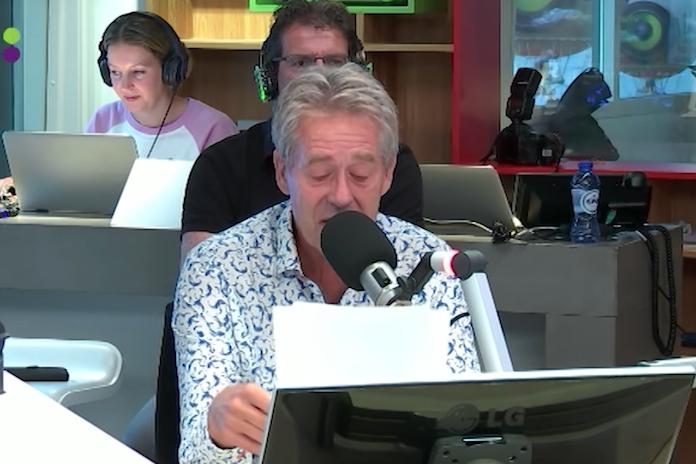 Peter Heerschop in tranen op radio om drama in Oss en Twitter huilt mee