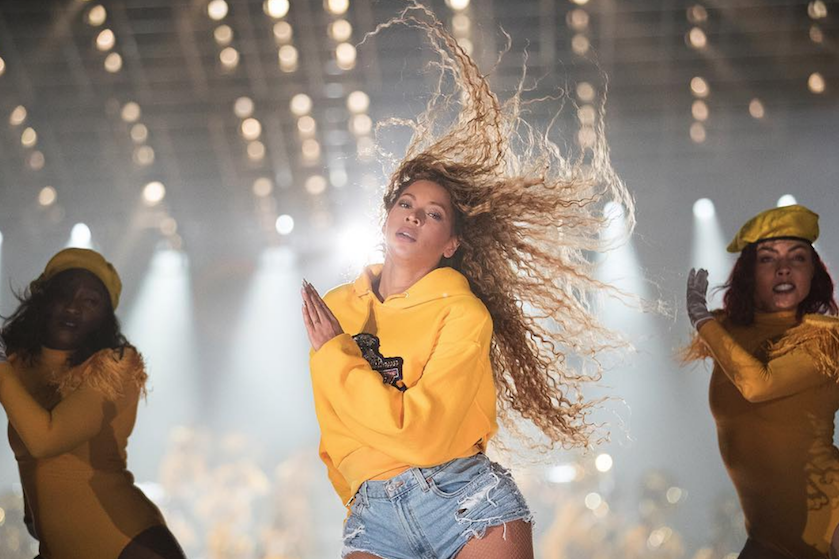 Countdown: Beyoncé-docu 'Homecoming' al volgende week op Netflix