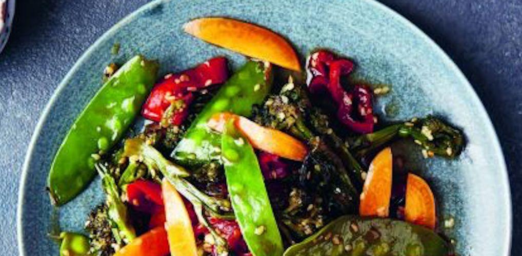 Op z'n Japans: Drie heerlijke veganistische recepten