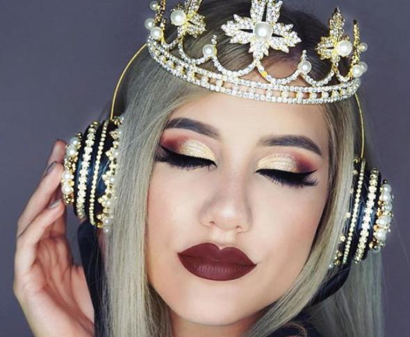 Zo royal: voel je een echte prinses met deze koptelefoon