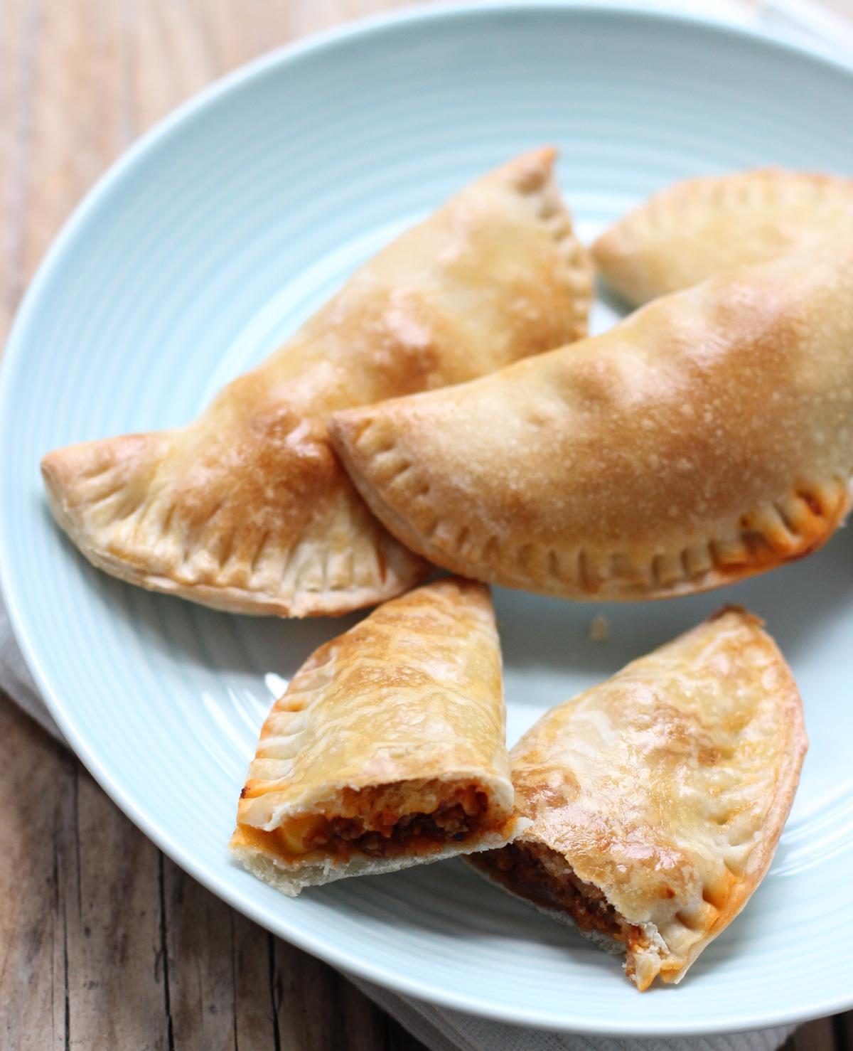 Empanadas met gehakt