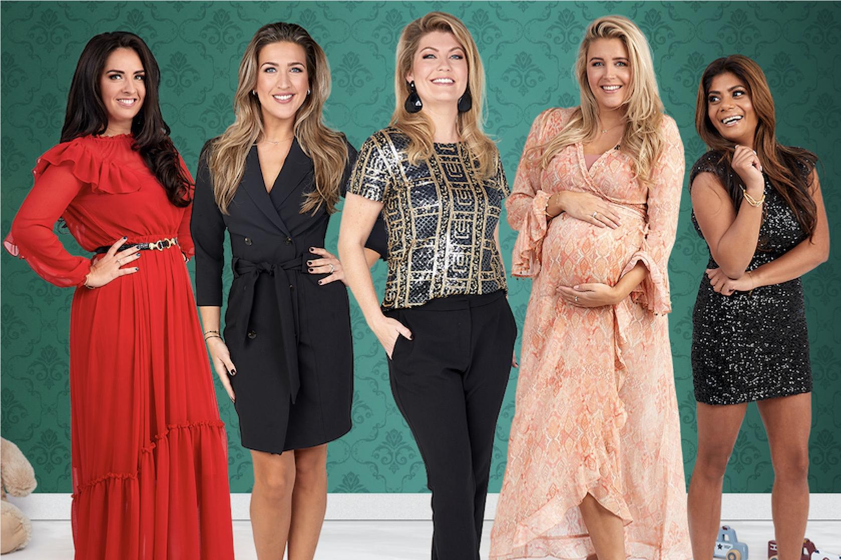 Dat wordt weer smullen: 'Echte Gooische Moeders' krijgt een tweede seizoen