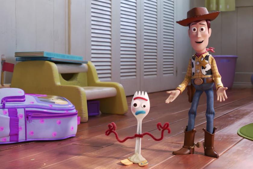 Daar is-ie dan: de eerste volledige trailer van 'Toy Story 4'!