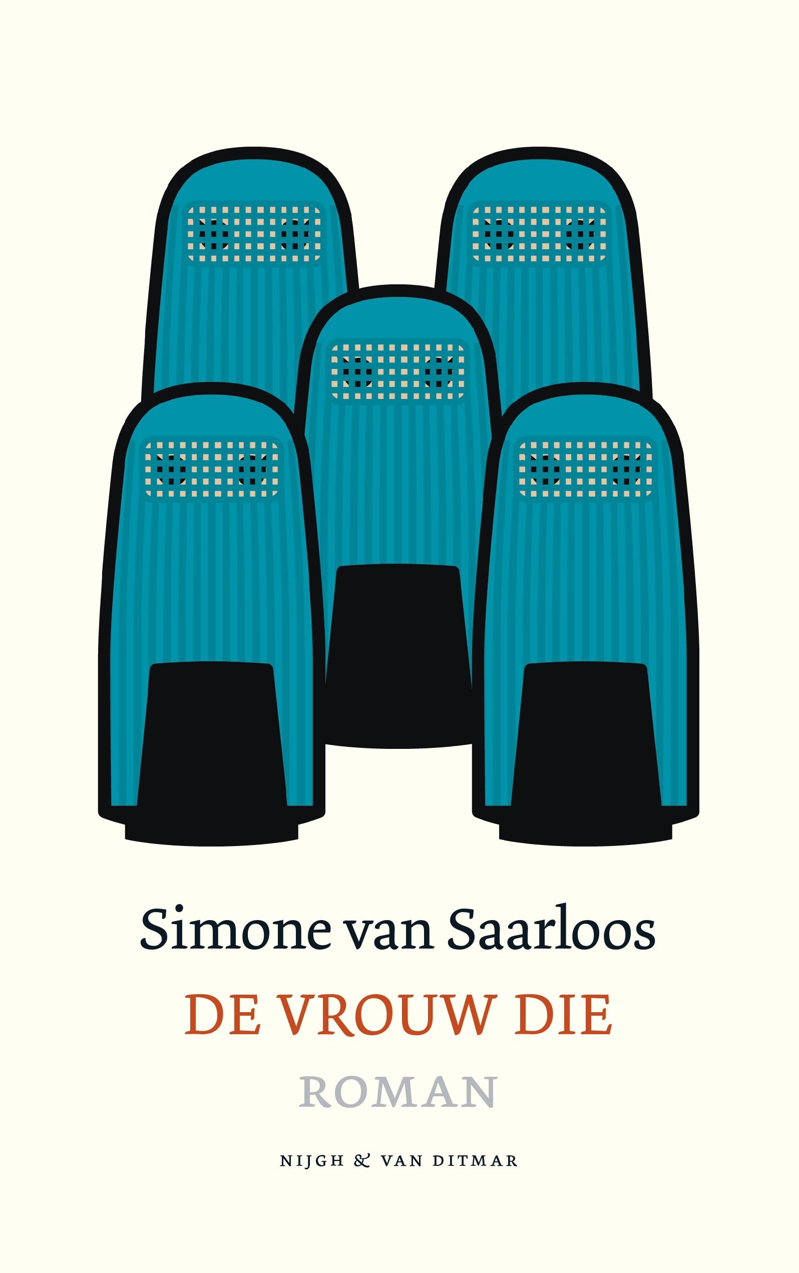 Win! Het boek 'De vrouw die' van Simone van Saarloos