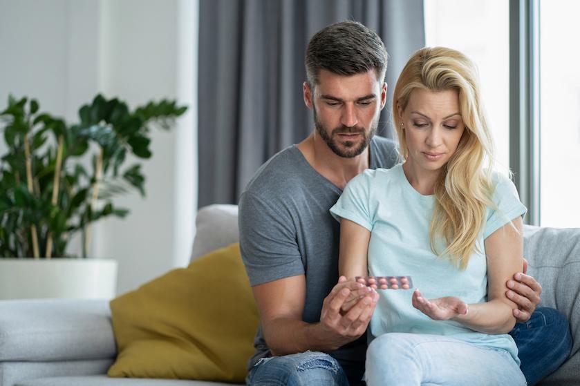 De invloed van de pil op je relatie