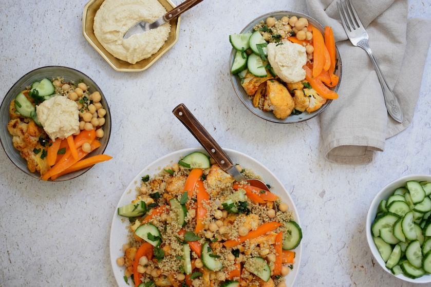Smakelijk! Met dit recept maak je een heerlijke én gezonde buddha bowl