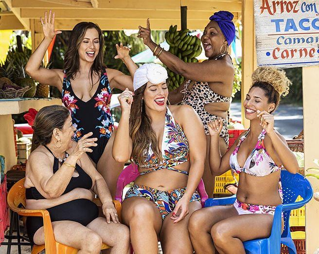 Yes: vrouwen van alle maten en leeftijden in de nieuwe Swimsuit Issue van Sports Illustrated