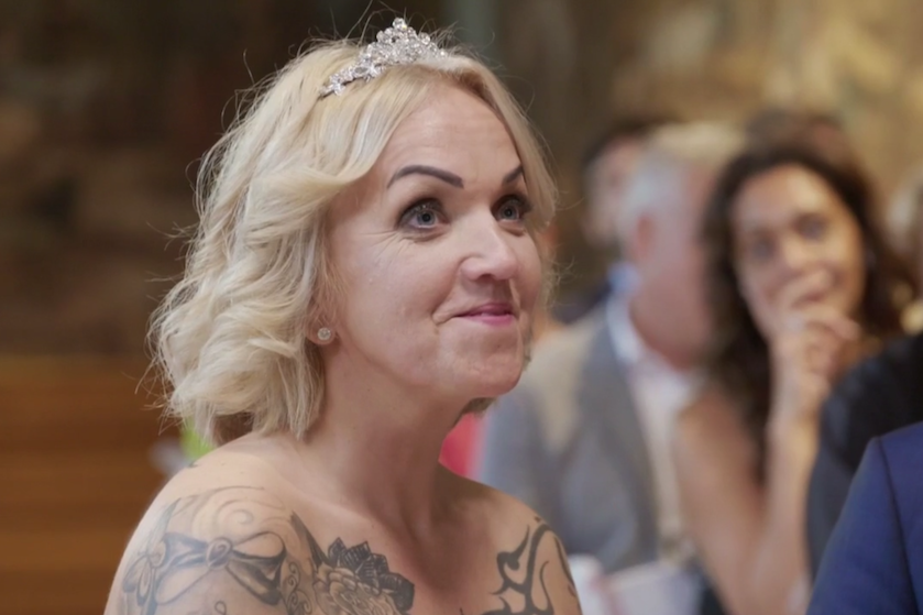 Martien, move over! 'Married at First Sight'-kandidate Chantal is een kijkcijferknaller