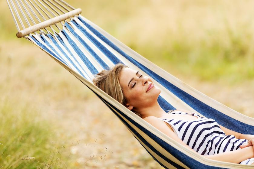 Fijne zomer! Hier scoor je een hangmat voor nog geen 20 euro