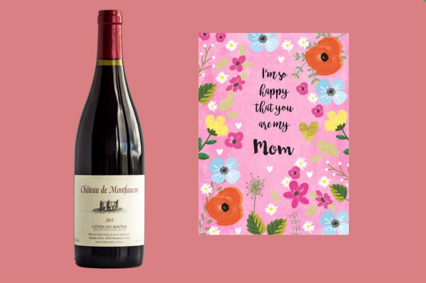 WIN: 10x €30 tegoed voor een fles wijn als moederdagcadeau