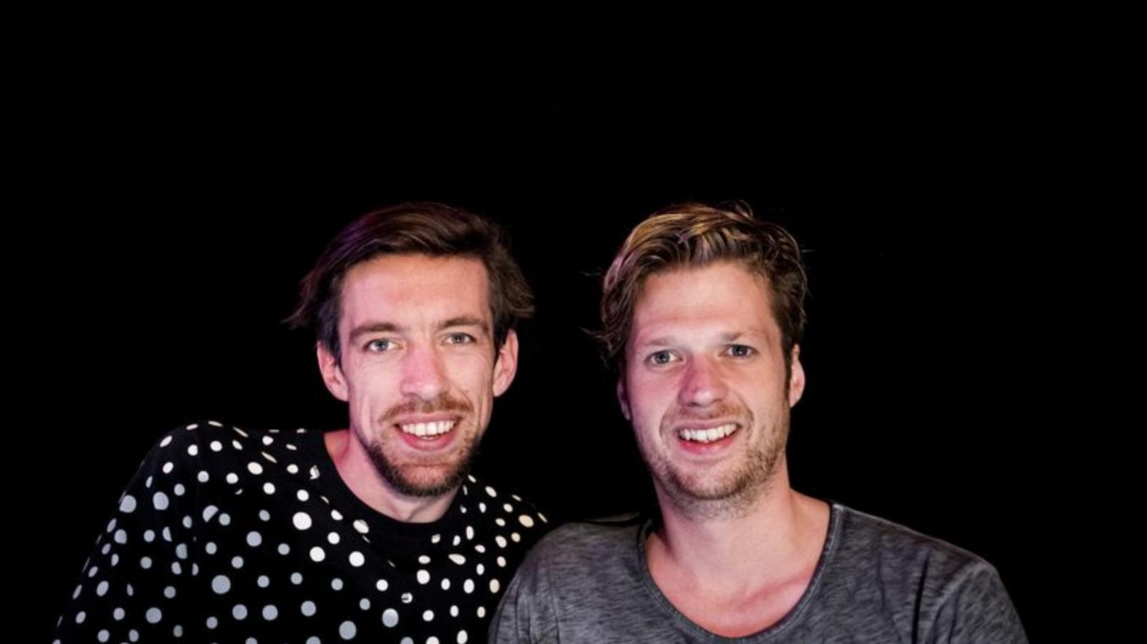 Qmusic-duo Mattie en Wietze gaan definitief uit elkaar