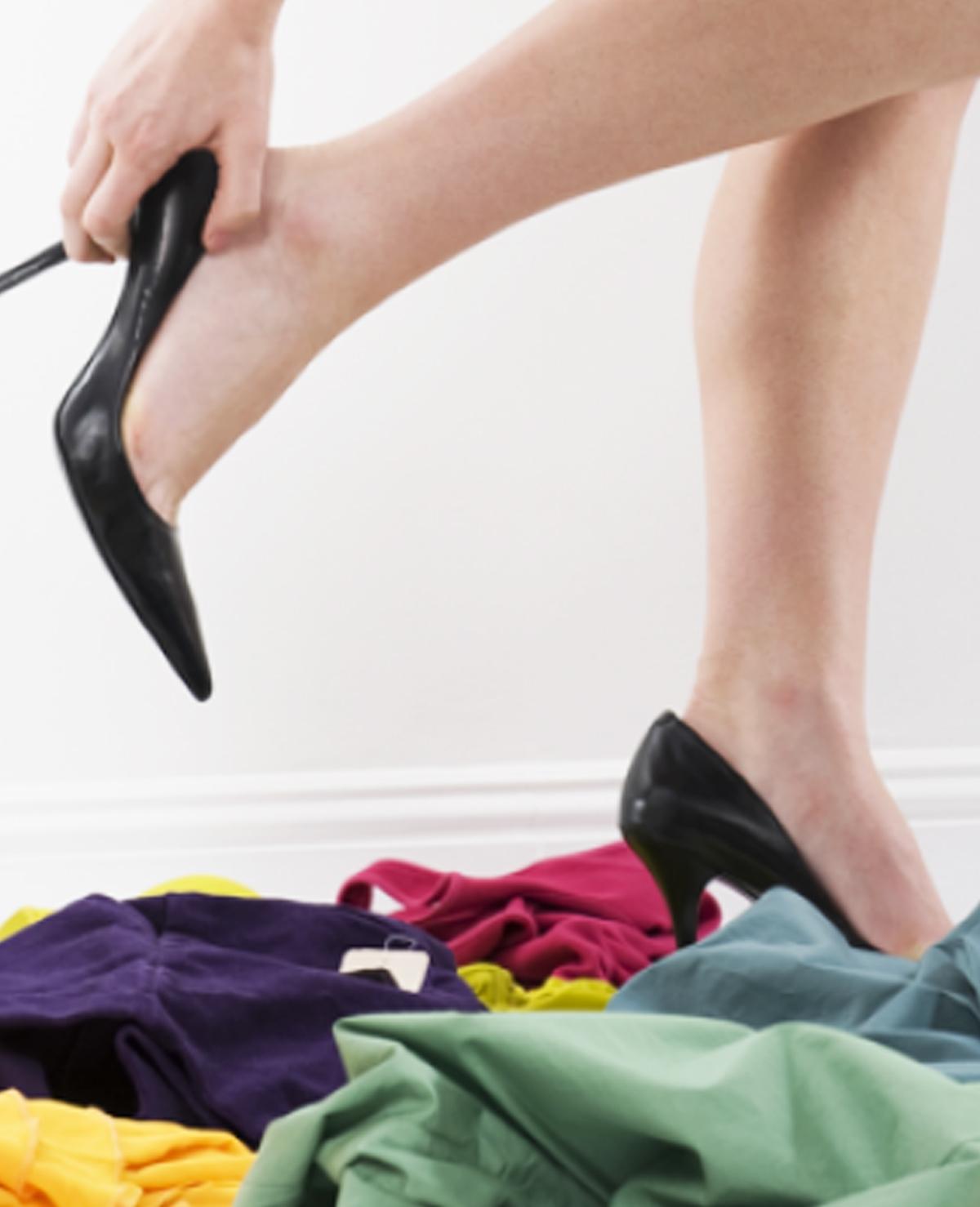 Daarom haten we het om kleren te passen