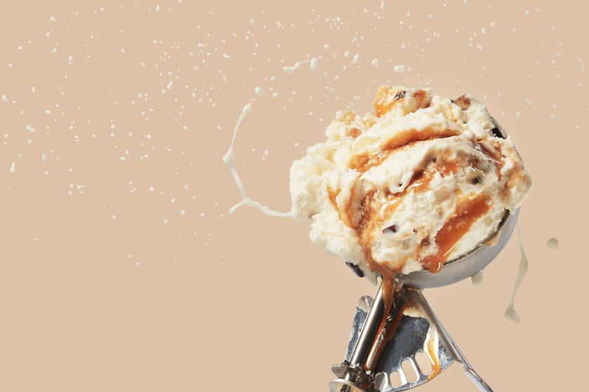 Wie vaak ijs eet als toetje, is slimmer