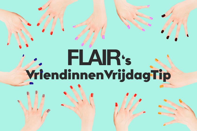 Flairs VriendinnenVrijdagtip: humoristische voorstelling #niksteverbergen