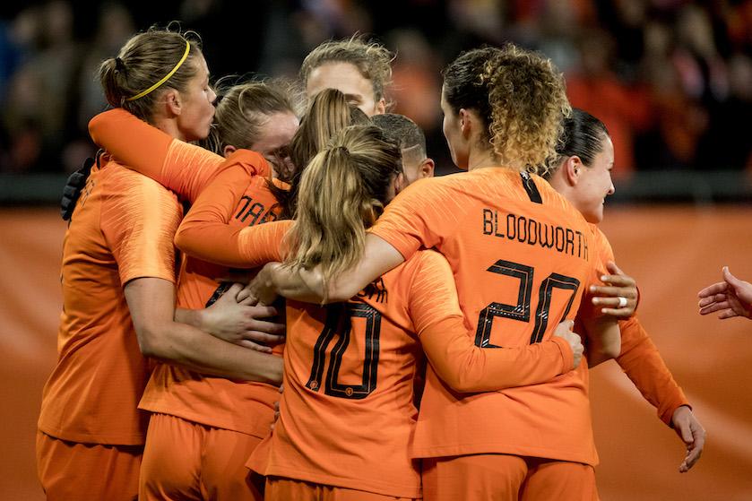 Oranje Leeuwinnen kunnen zich plaatsen voor Olympische Spelen