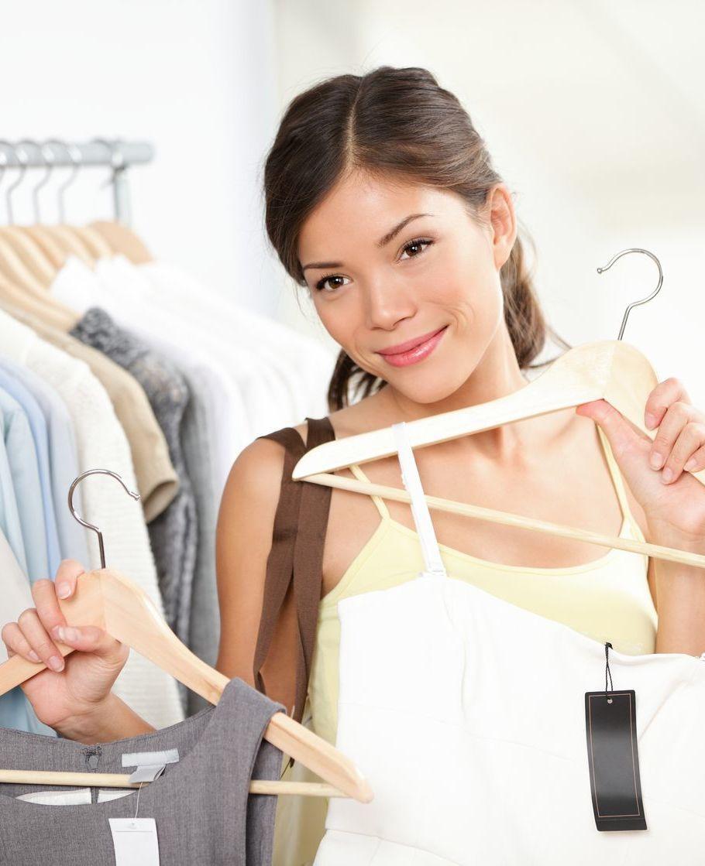 Een nieuw kledingstuk kopen? Wacht!