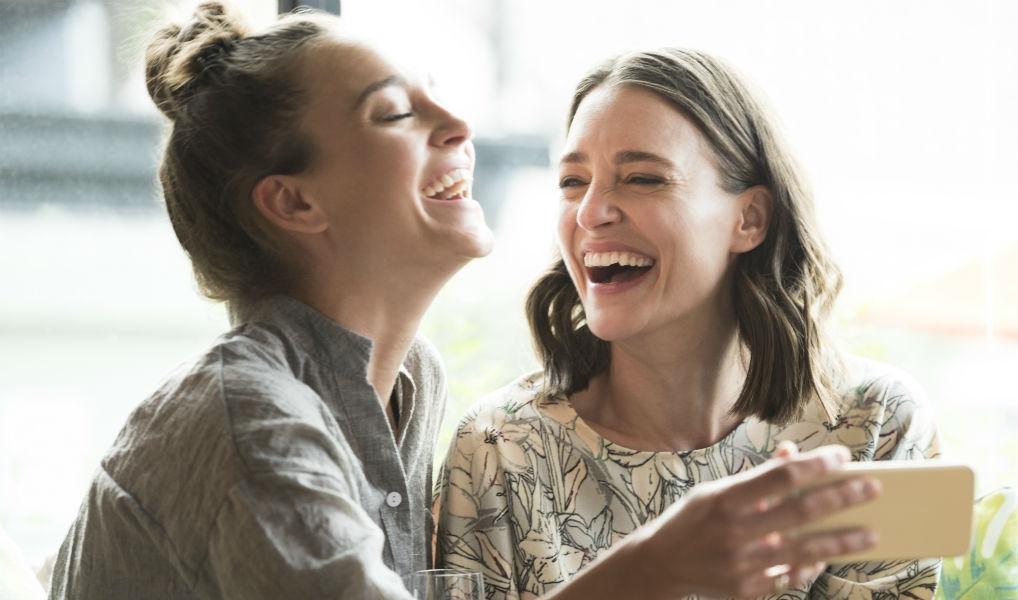 Vergeet love at first sight: vriendschap op het eerste gezicht bestaat ook
