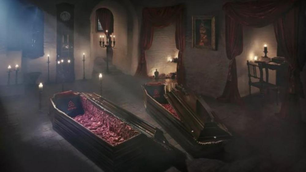 Brrr! Airbnb verloot overnachting in het kasteel van Dracula