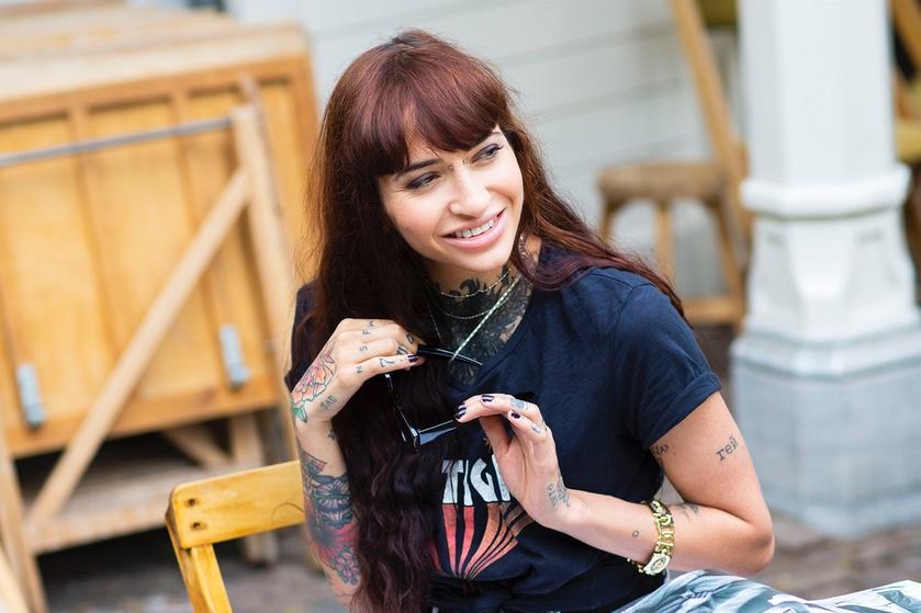 Christina Curry over grote liefde: 'Shenta is mijn thuis, dat wat ik de hele tijd zocht'