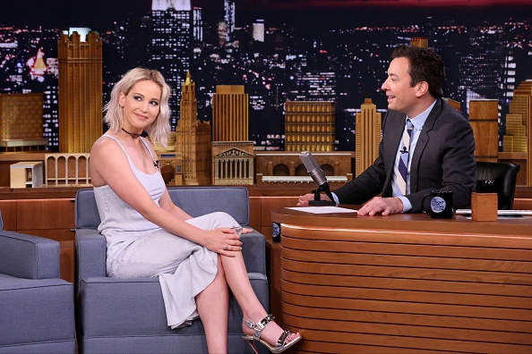Video: Jennifer Lawrence doet bekentenis