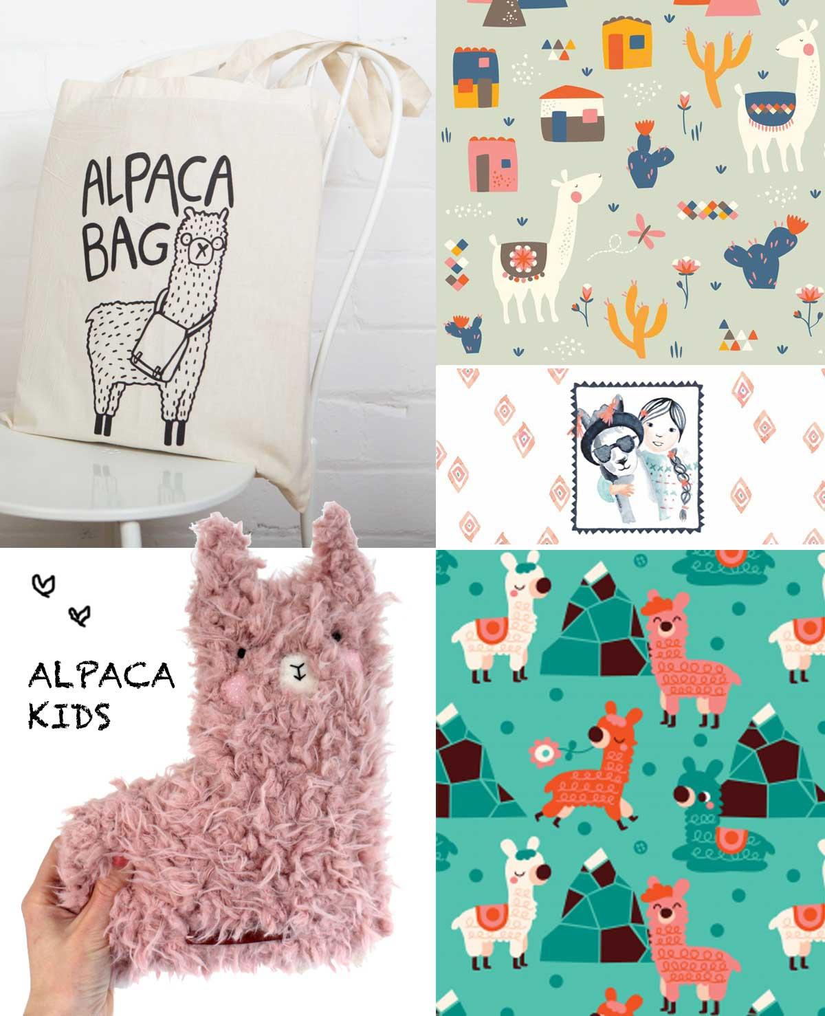 Jolien blogt: Alpaca kids