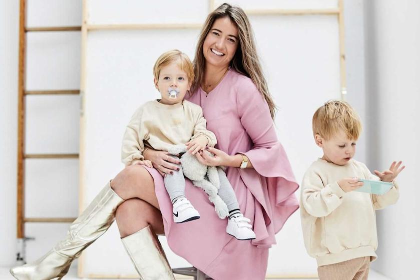 Tessa: 'Onze zoons trekken meer naar mij toe en dat vind ik rot voor hun vader'