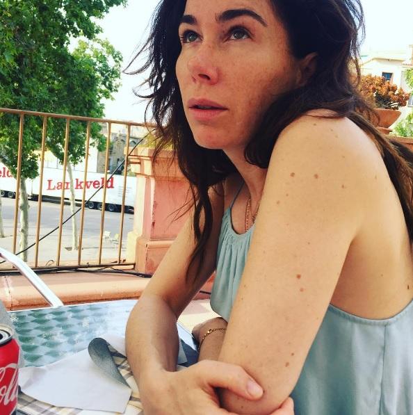 Zien: Halina Reijn op vakantie met bekende voetballer