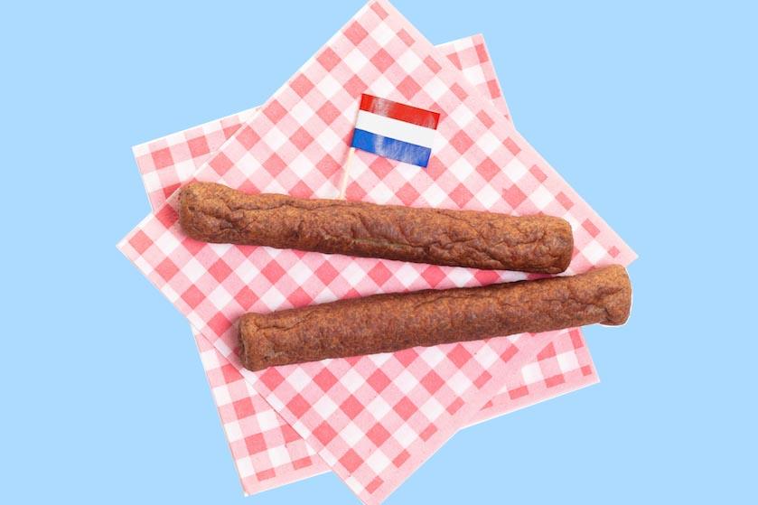 Broodje frikandel 2.0: déze supermarkt verkoopt nu 'frikandel-smeersalade' voor op een bammetje
