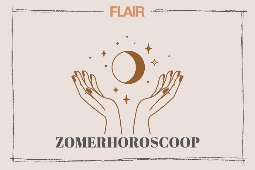 Flair's grote zomerhoroscoop: wat hebben de sterren dit seizoen voor jou in petto?