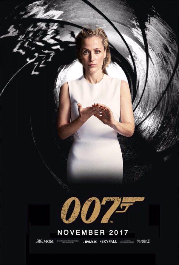 Wordt de nieuwe Bond een vrouw?
