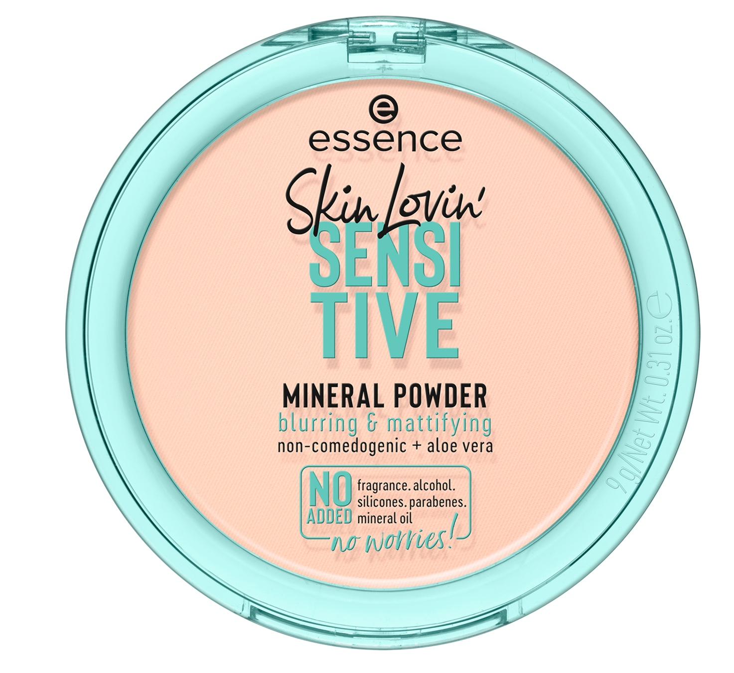 essence Skin Lovin' SENSITIVE MINERAL POWDER
