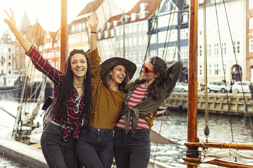 'Blue trips' zijn helemaal hip: dé perfecte trip voor jou en je vriendinnen