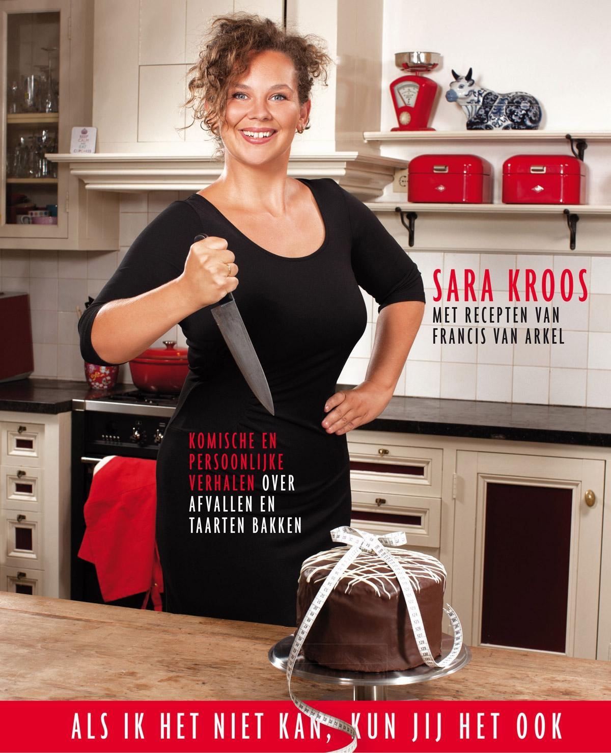 Win het boek: 'Als ik het niet kan, kun jij het ook' van Sara Kroos