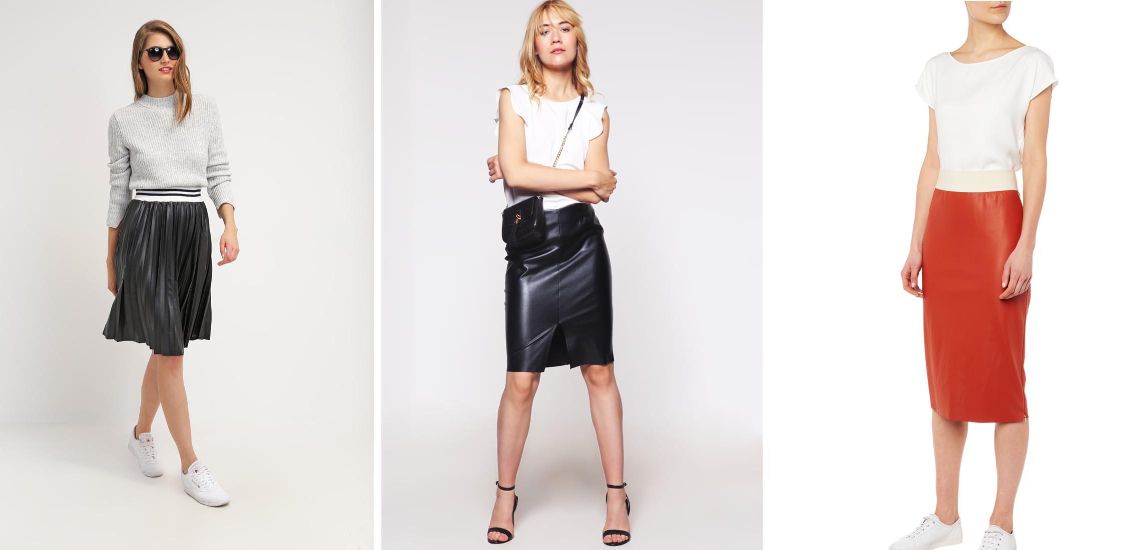 Shoppen: 13x rockin' rokken met een sexy leather look
