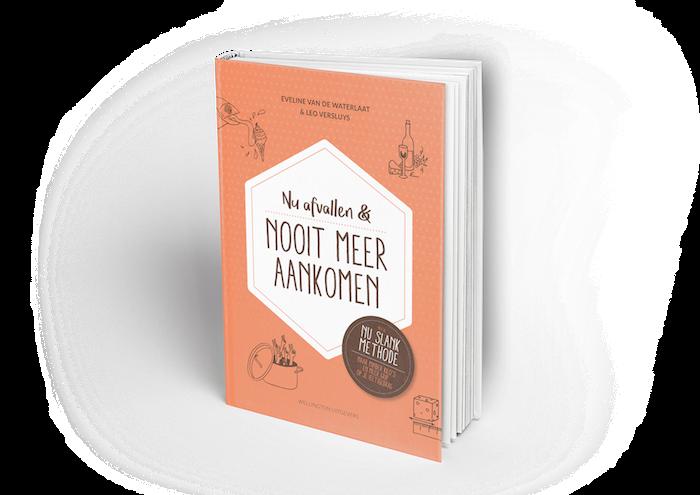Winnen: Boek 'Nu afvallen & nooit meer aankomen'