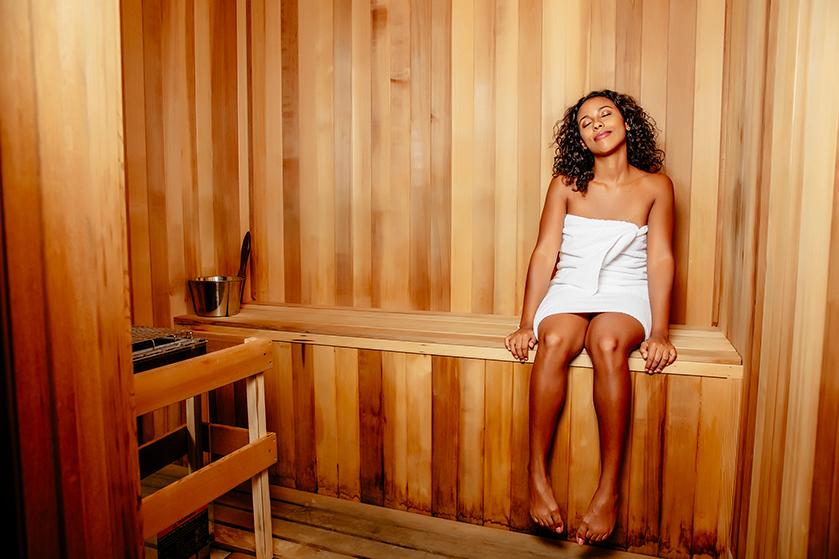 Beste nieuws van de dag: een dagje sauna is net zo gezond als een flinke work-out