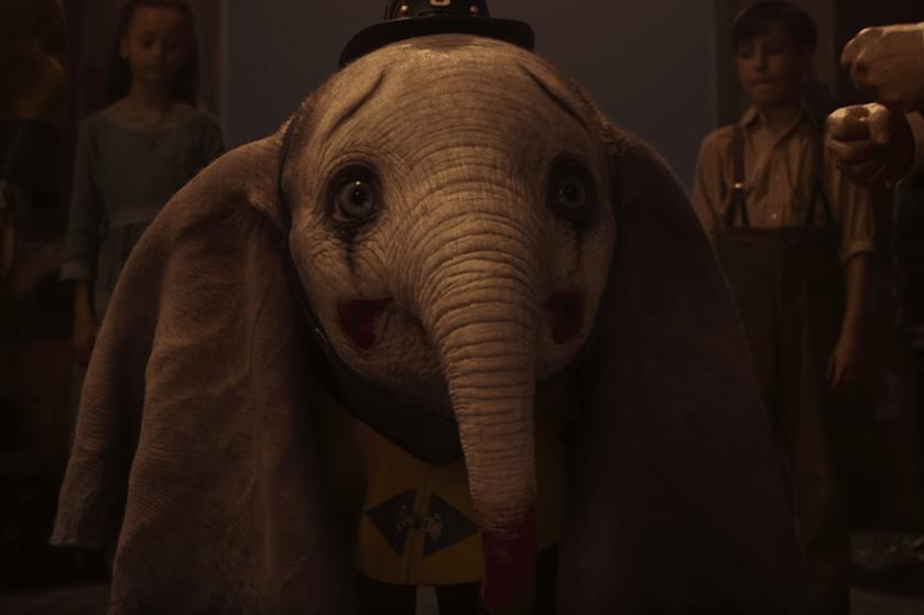 Als dít geen snikken wordt… Disney lanceert eerste magisch mooie 'Dumbo'-trailer