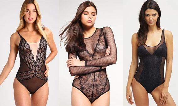 Shoppen: Kanten bodysuits zijn dé trend tijdens de feestdagen