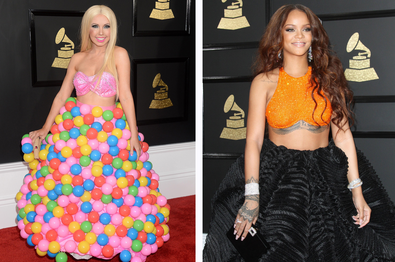 Grammy's 2017: de 13 meest opvallende rode loper looks