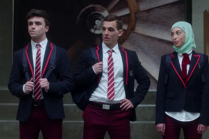 Jaaa: de trailer van het 'Gossip Girl'-achtige 'Élite' is eindelijk hier