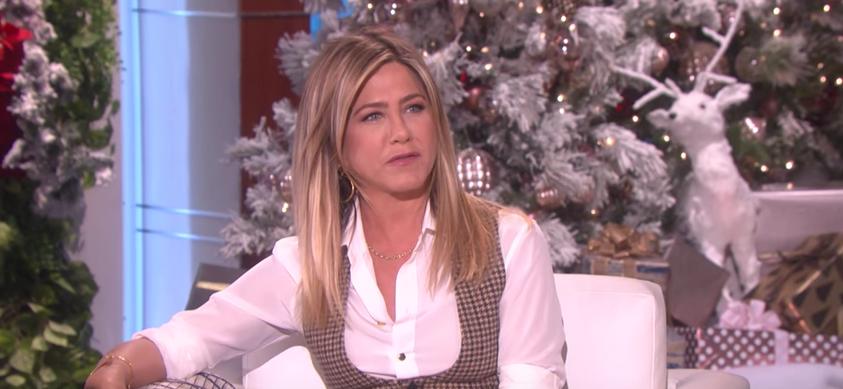Zien: Jennifer Anistons betoog tegen de roddelpers