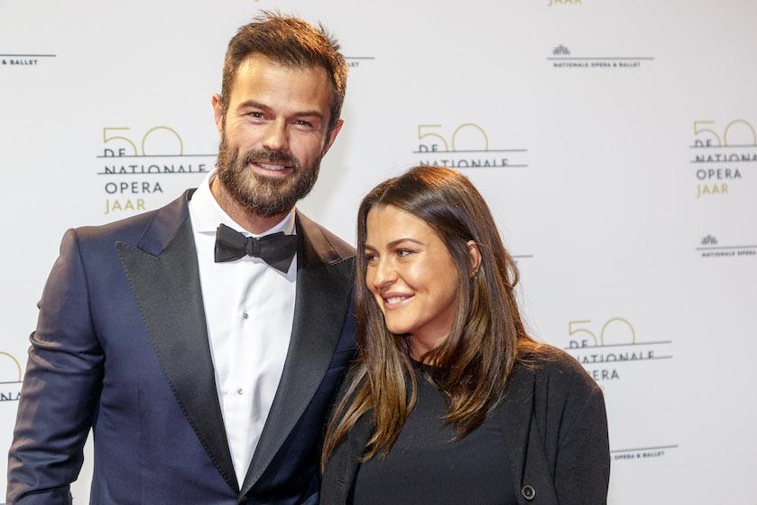 Romy en Arie Boomsma onthullen geslacht van derde kindje