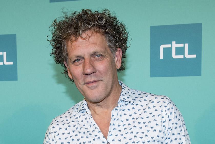 Presentator Kees van der Spek mogelijk besmet met hiv tijdens opnames