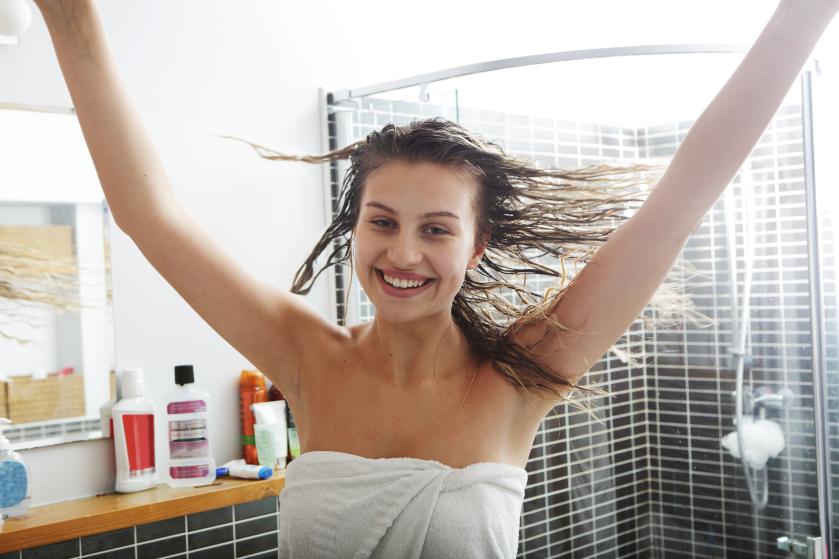 Less is more: je zou eigenlijk maar twee keer per week moeten douchen